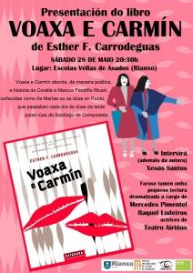 Presentación Voaxa e Carmín