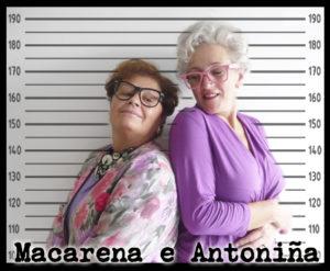 Macarena e Antoniña